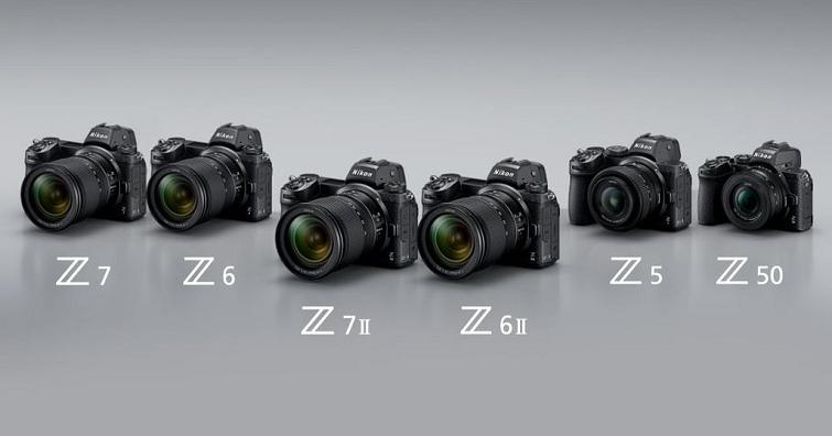 Nikon 發布 Z 全系列無反相機最新韌體更新!即日起開放下載