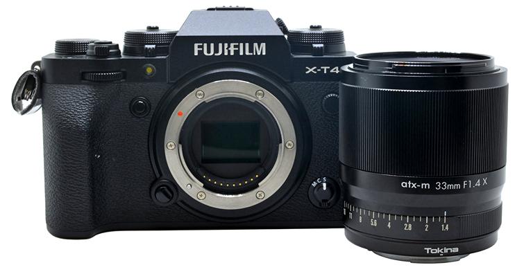 TOKINA-PHOTO ATX-M 23mm、33mm鏡頭新登場