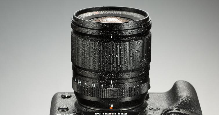 【評測】大光圈╳高畫質╳耐候性:FUJINON XF 18mm F1.4 R LM WR