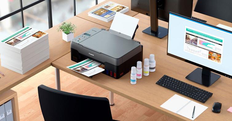 新冠疫情警戒!Canon 推出 WFH 防疫在佳促銷專案,印表機與耗材一站購足