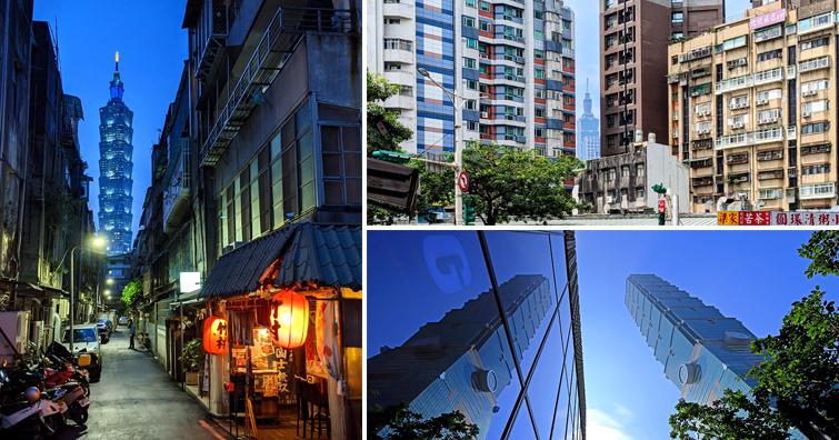 台北101必拍私房攝點全記錄(2021/06/11更新)
