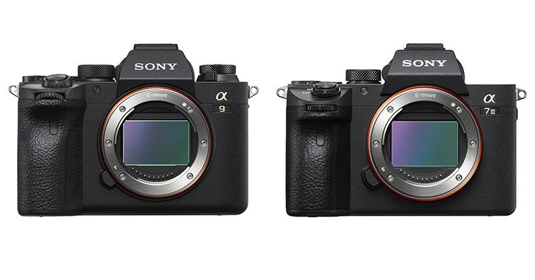 Sony發布A9 II、A7 III最新韌體更新,主要改善遙控相機工具操作性與使用垂直握把時電池電量指示不正確的問題