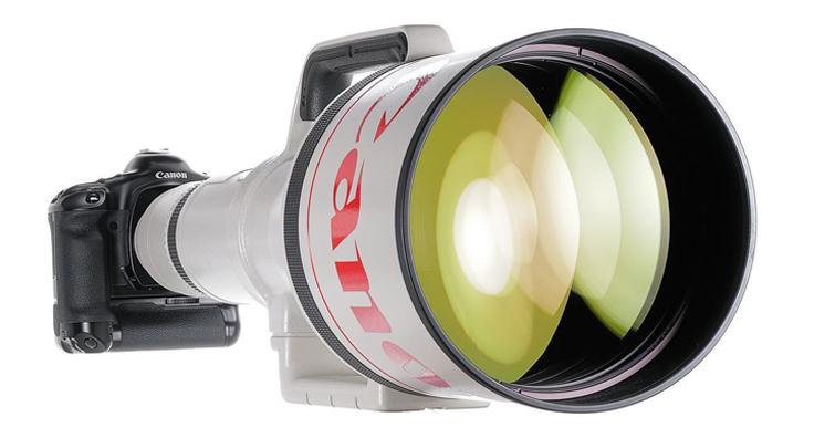 世界最長望遠自動對焦鏡頭 Canon EF 1200mm F5.6L,10月初將於德國進行拍賣