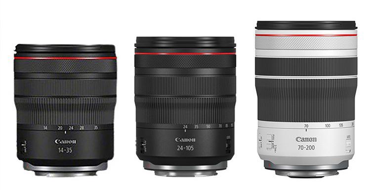 【乳摸】Canon將推出RF 70-400mm F5.6-7.1 IS USM與RF 16mm F2.8兩款新鏡??