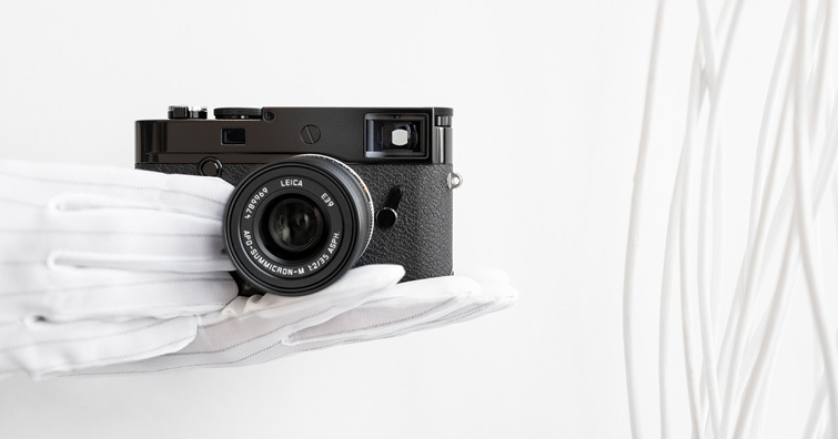全新特別設計款 - 徠卡(LEICA)推出M10-R黑漆版