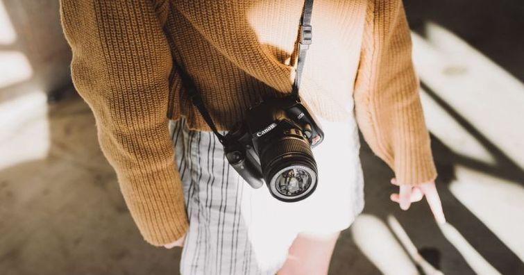 你有多在意別人對你的照片的看法?只有越過眼前的障礙,才能超越自己