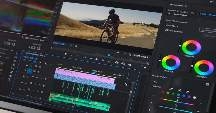 Adobe Premiere Pro帶來煥然一新的介面更新!透過直觀的設計激發創意