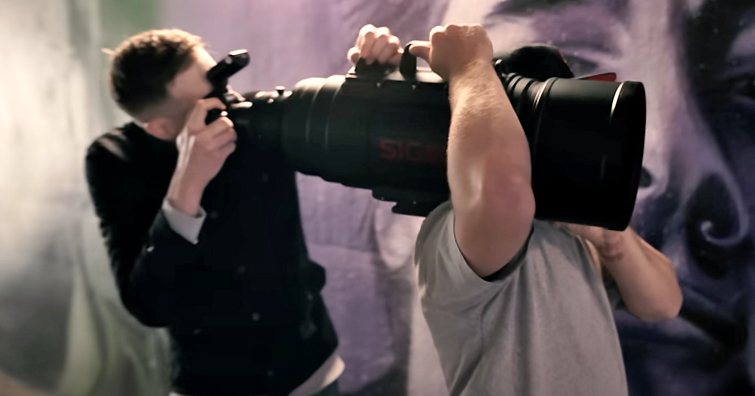 Sony a7 III+SIGMA 200-500mm F2.8 APO EX DG超級大砲是怎樣感覺?網紅直接玩給你看