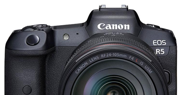 Canon EOS R5最新韌體Version 1.4.0釋出,將提高錄影時的穩定度與執行效能
