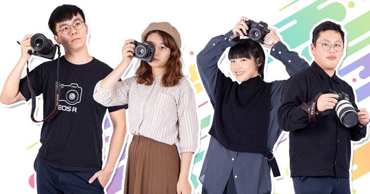 Canon第二屆校園攝影大使選拔名單出爐  積極培育青年攝影新世代 用攝影熱情創造感動