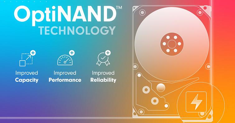 Western Digital 推出 OptiNAND™ 技術,重塑現今硬碟架構!以滿足客戶與日俱增的資料儲存需求