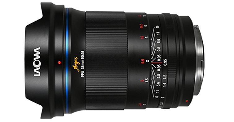 老蛙FFII Argus 35mm F0.95大光圈鏡頭發售,限時優惠價NT$ 27,900