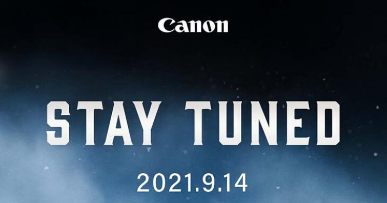 【乳摸】Canon EOS R3將於9/14正式發表?同時還會發布兩顆新鏡頭