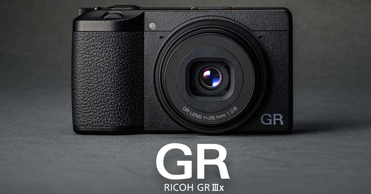 40mm版的GR III現身!RICOH發表GR IIIx,建議售價999歐元