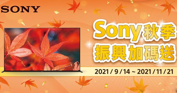 Sony秋之饗宴 振興好禮加碼送 推出超值α9II和α7RIV申購方案,最高可享現金NT$20,000振興優惠