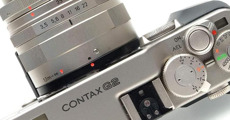 重現濃郁蔡司味, CONTAX G2 試用報告